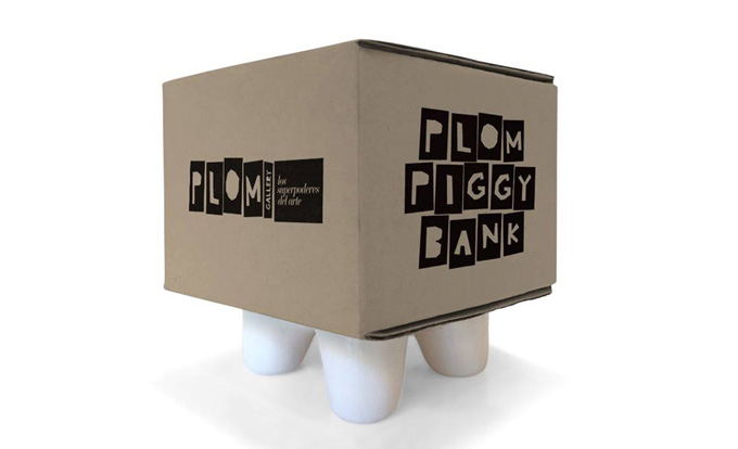 Plom Piggy Bank