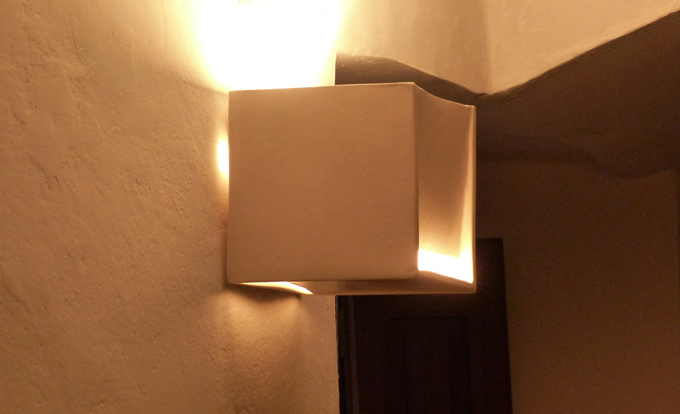 Llum-Lámpara-Wall lamp 1