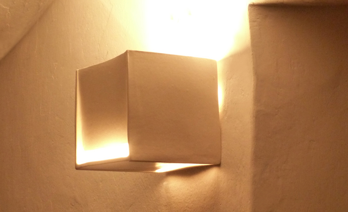 Llum-Lámpara-Wall lamp 2